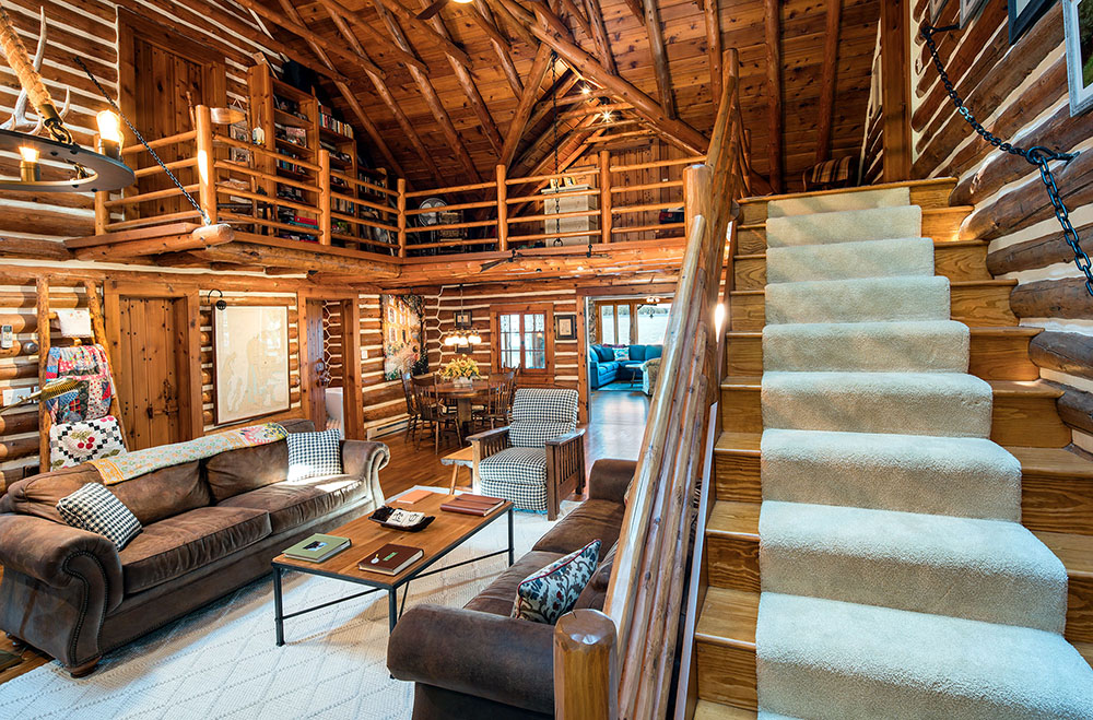 Custom home builder northern michigan vacation homes for Building a house in michigan